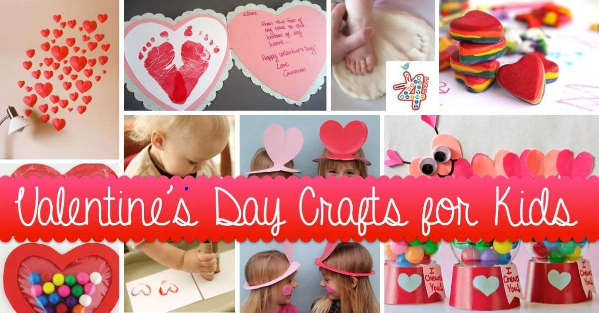 30+ Valentine's Day Easy Crafts Ideas
