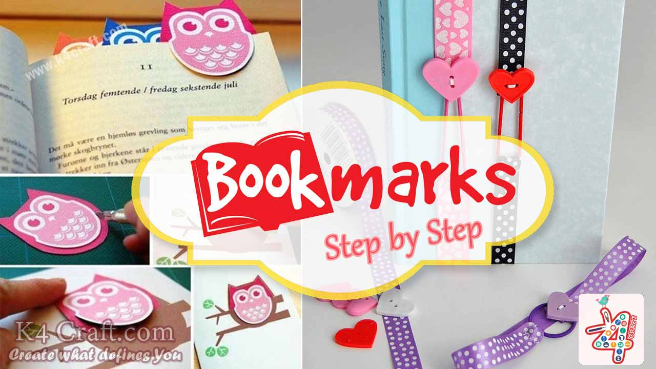 25 Diy Bookmark Ideas That Are Easy To Craft Step By