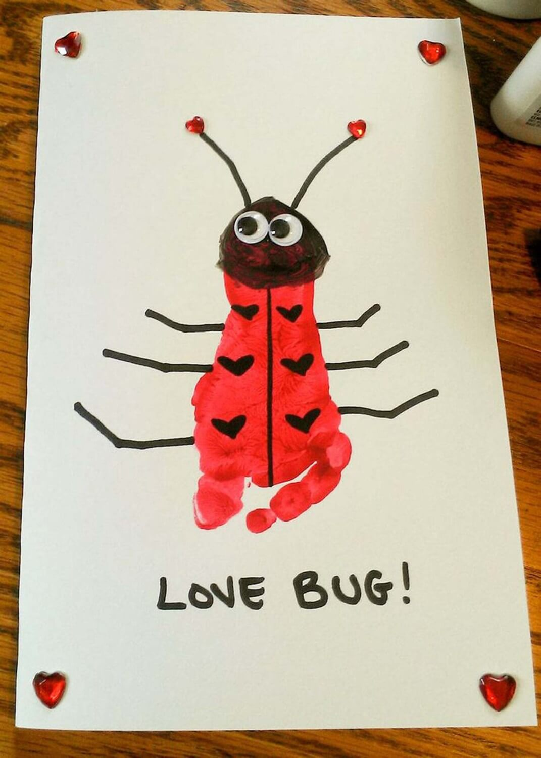love-bug-card