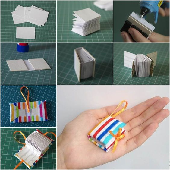 mini-origami-book