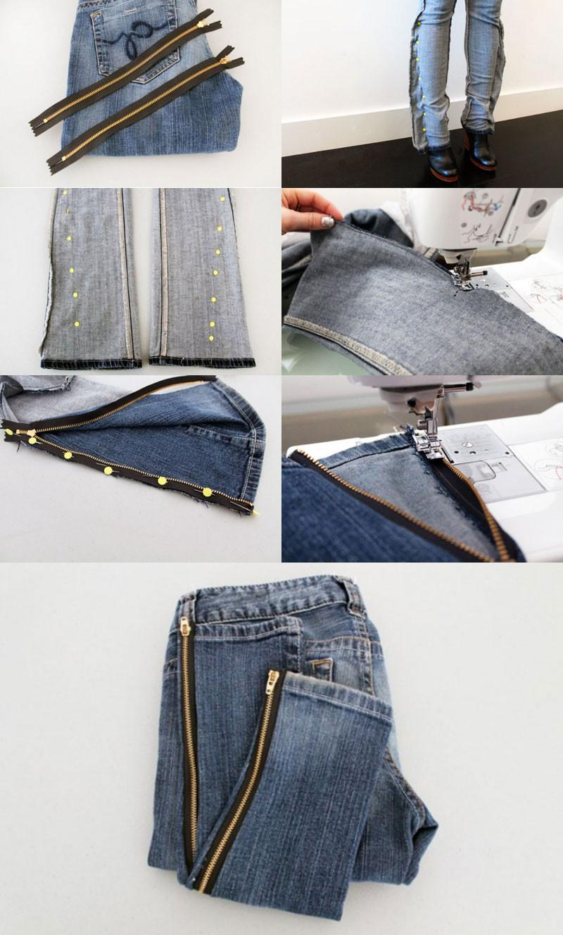 Bootcut-Jeans-into-Skinny-Jeans-k4craft