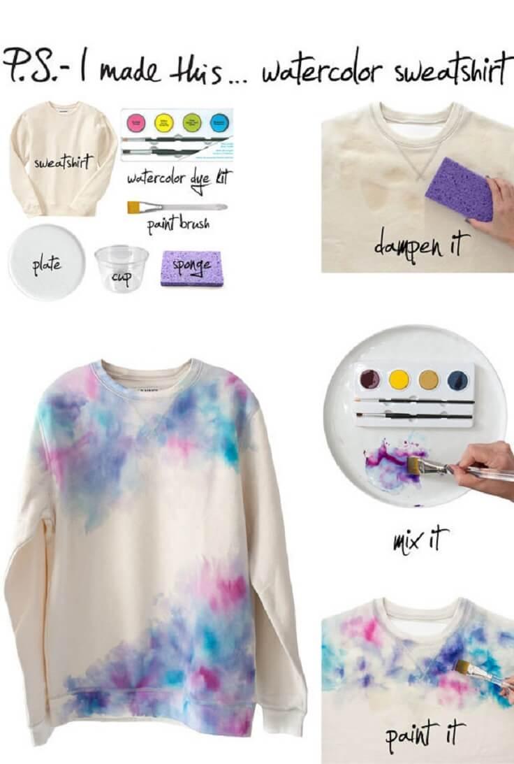 Cool-Watercolor-DIY-Sweatshirt-k4craft