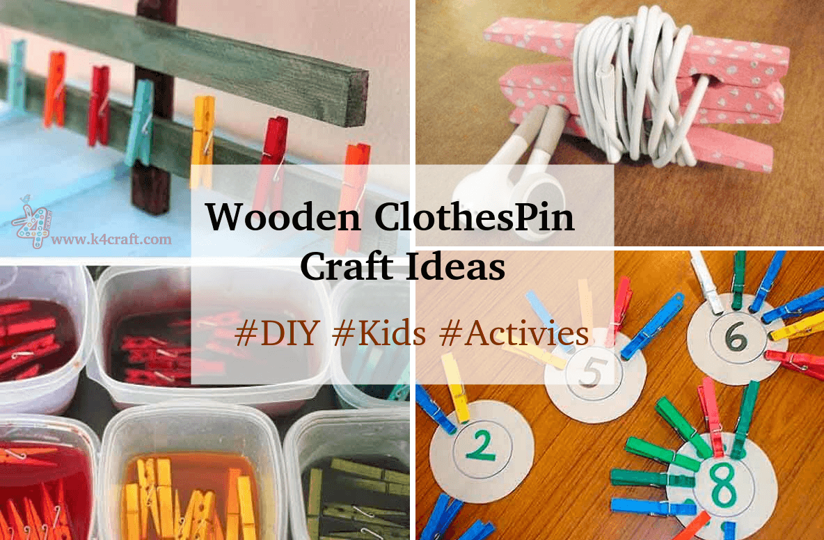 15 wooden clothespin crafts activities ideas k4 craft for Clothespin crafts for adults