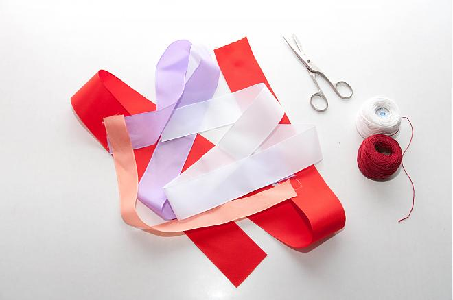 How-to-make-a-ribbon-rosette-k4craft-1