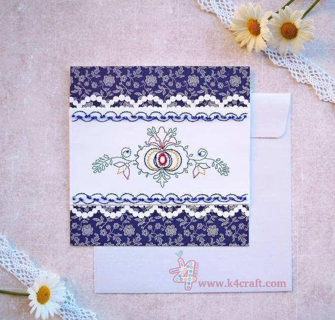 Paper-Embroidery-card-k4craft-featured