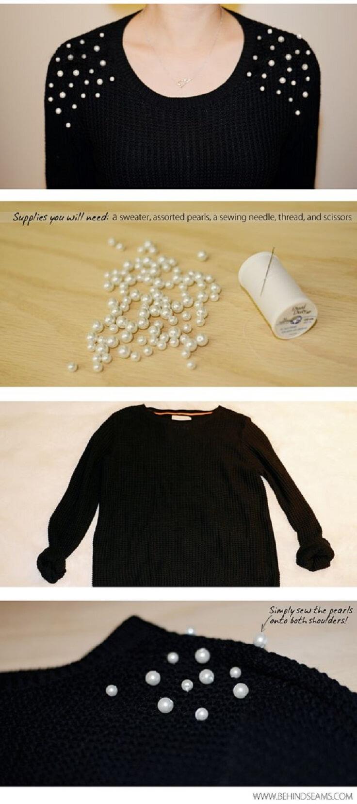 Pearl-Embellished-DIY-Sweather-Shoulders-k4craft