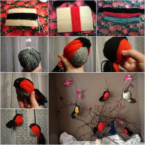 diya-no-knit-yarn-bird-animal-craft-k4craft