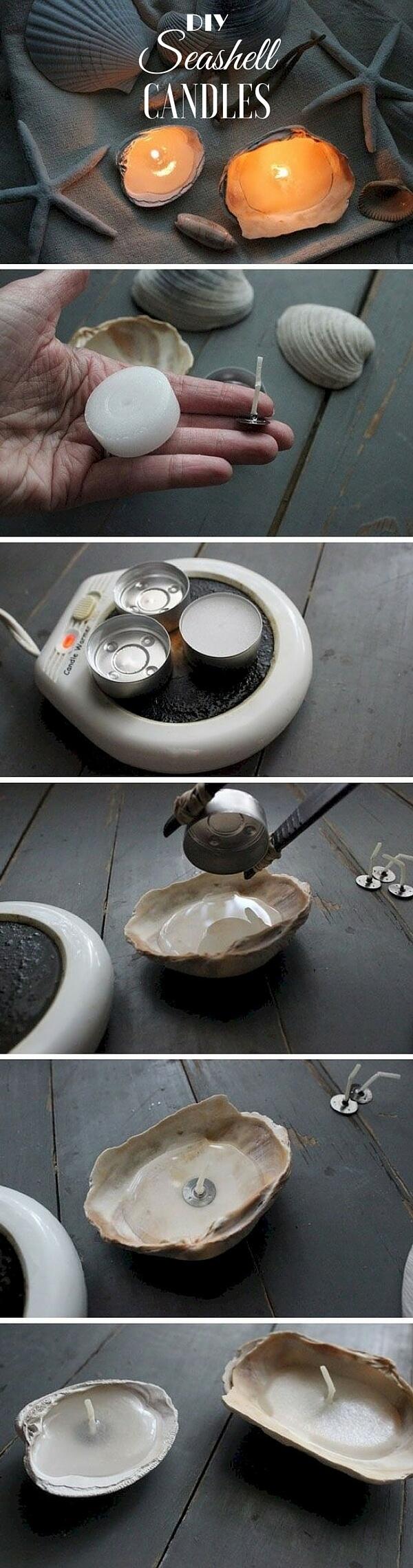 seashell-candles-k4craft