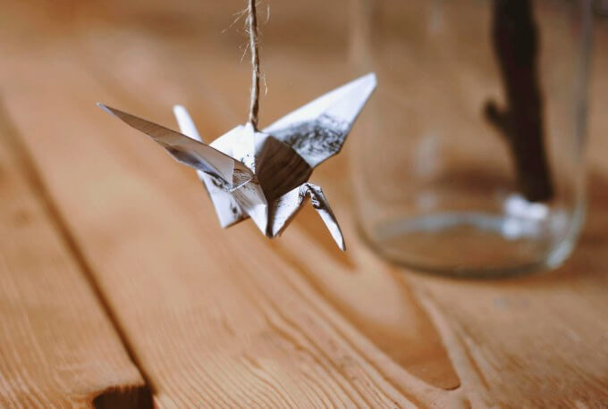 Origami-crane-and-twig-21