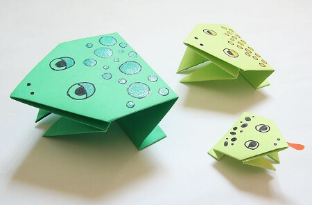 Paper-Jumping-Frog-0