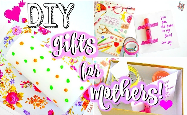Easy Last Minute DIY Mother's Day Craft Tutorials! Mother's Day Craft Ideas