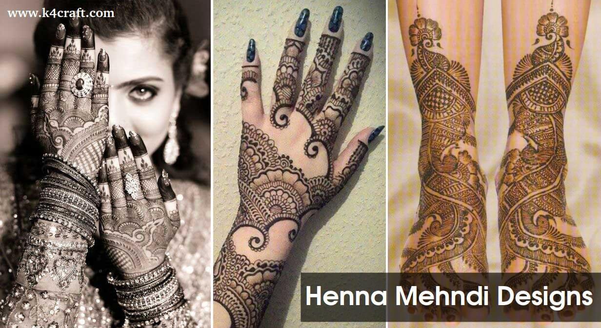 Mehndi Patterns : Mehndi patterns archives k craft