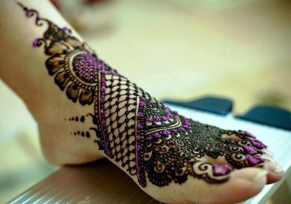 27 Beautiful Arabic Mehndi Designs Full Hands And Feet Page 2 Of