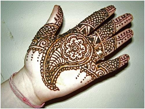 Mehndi Modern Arabic : Best arabic mehndi designs for hands modern k craft