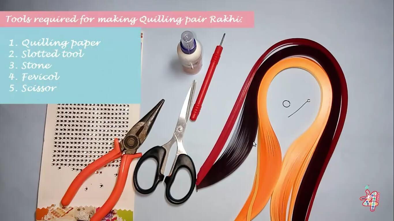 Card Making Ideas For Raksha Bandhan Part - 43: K4 Craft