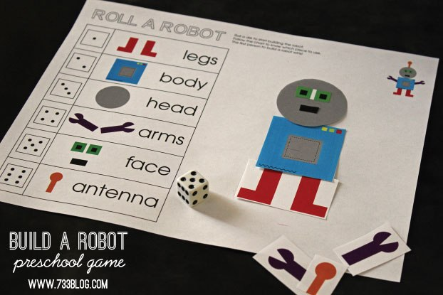 Best Robot Crafts and Activities for kids