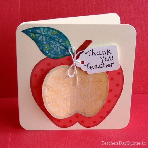 Card Making Ideas For Teachers Day Part - 17: An Error Occurred.