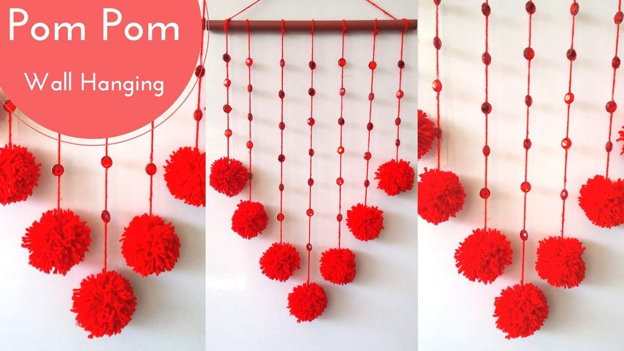 20 diy easy wall hanging craft ideas tutorials k4 craft