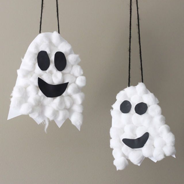 15 Creative DIY Halloween Crafts for Kids - K4 Craft