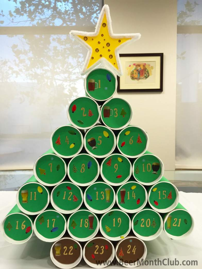 Diy Calendar Supplies : Low cost christmas decorations you can make yourself