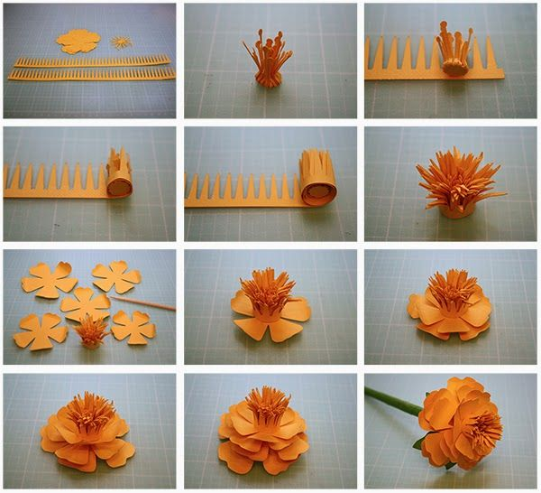 How To Make 10 Different Flower Craft Tutorials Step By Step K4