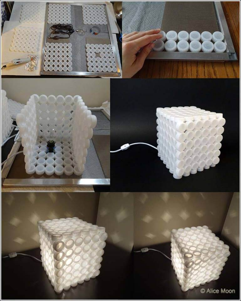 Best out of waste diy creative craft ideas step by step for Creative ideas out of waste