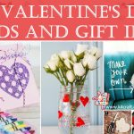 50+ Valentine's Day Handmade Cards and Gift Ideas – Step by step