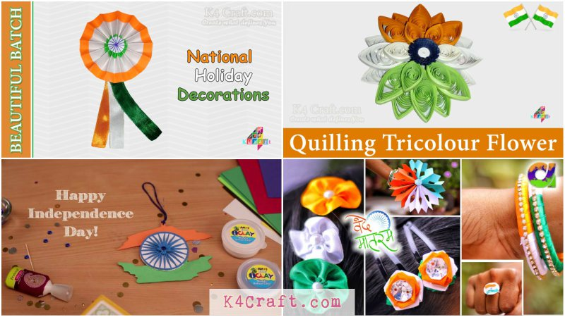 Indian Independence Day Craft Ideas To Express Patriotism K4 Craft