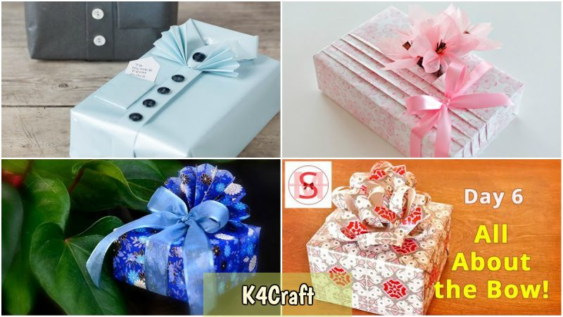 Wedding Gift Wrapping Ideas K4 Craft