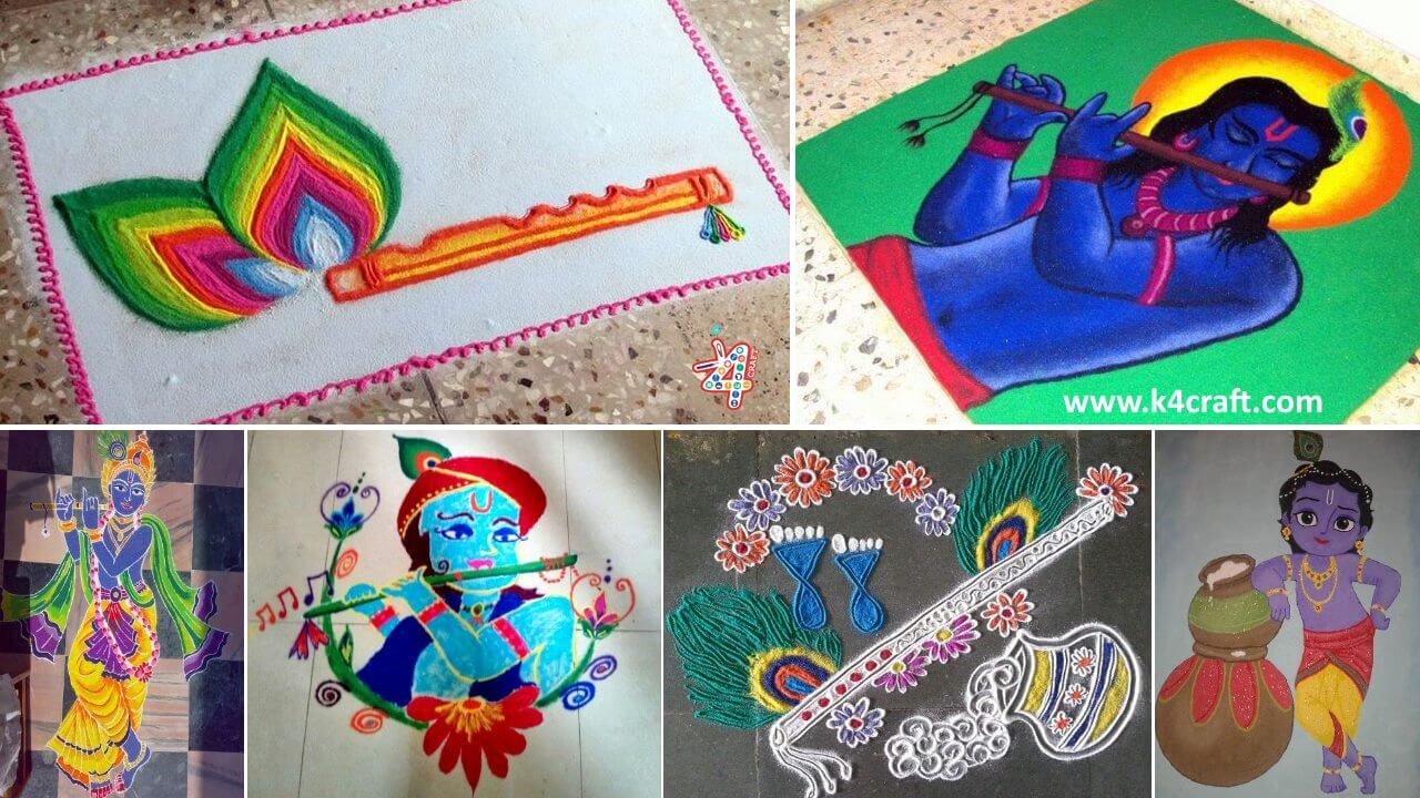 rangoli craft ideas k4 craft 2811