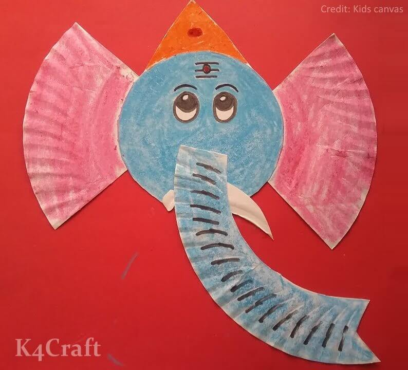 27 Easy Craft Ideas To Celebrate Ganesh Chaturthi With Kids K4 Craft