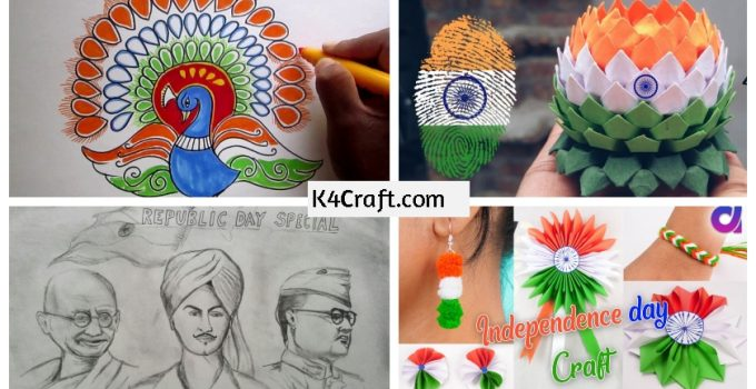 Republic Day Activities And Crafts For Kids India Republic Day